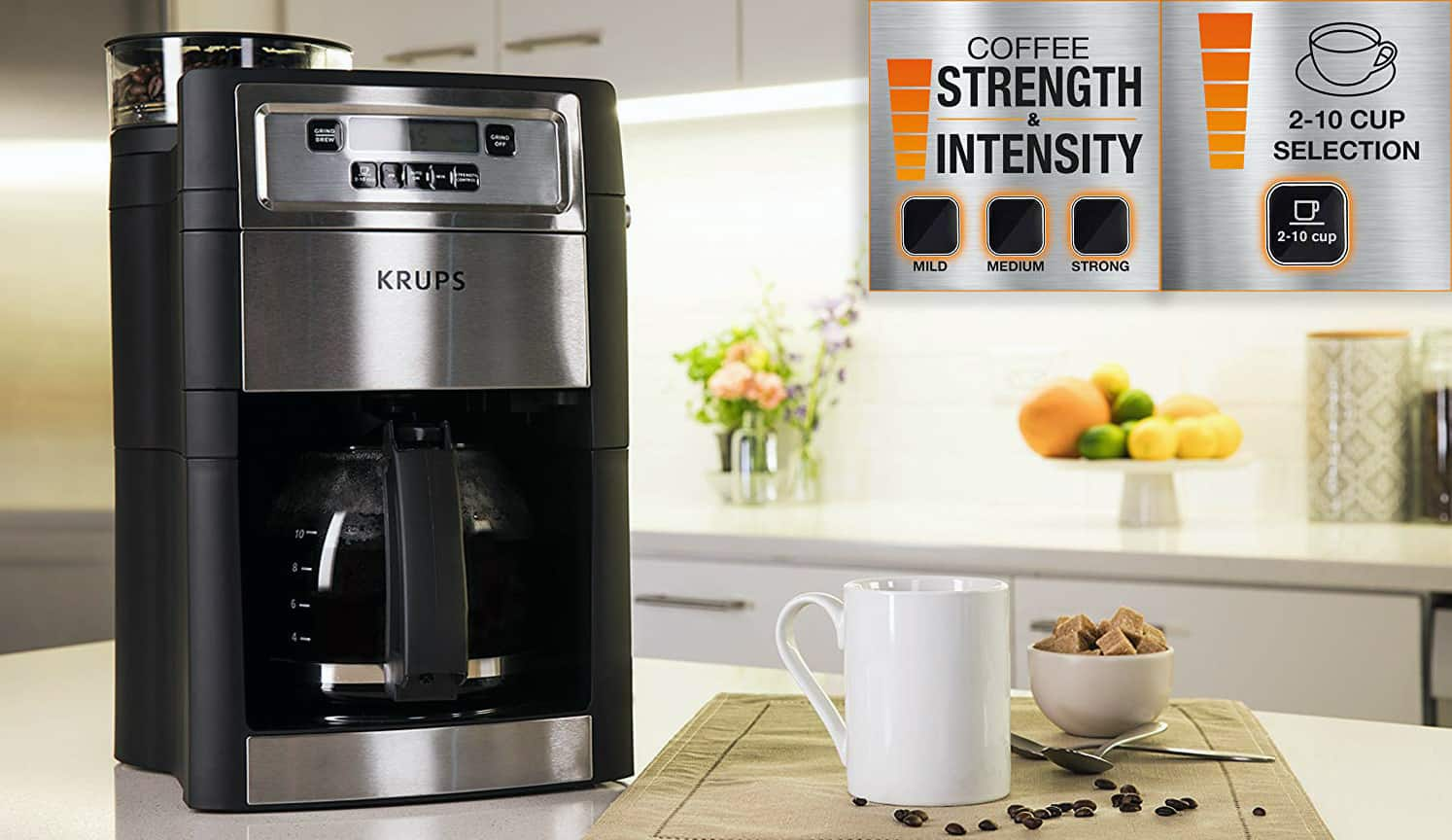 Best Coffee Maker With Grinder as the third related product of the Best Home Coffee Maker