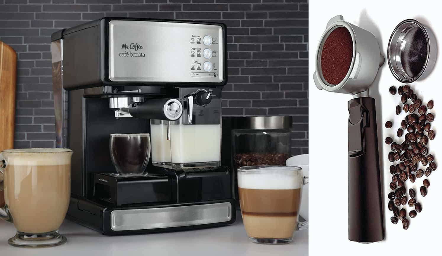 Best Expresso Coffee Maker as the first related product of the Best Home Coffee Maker
