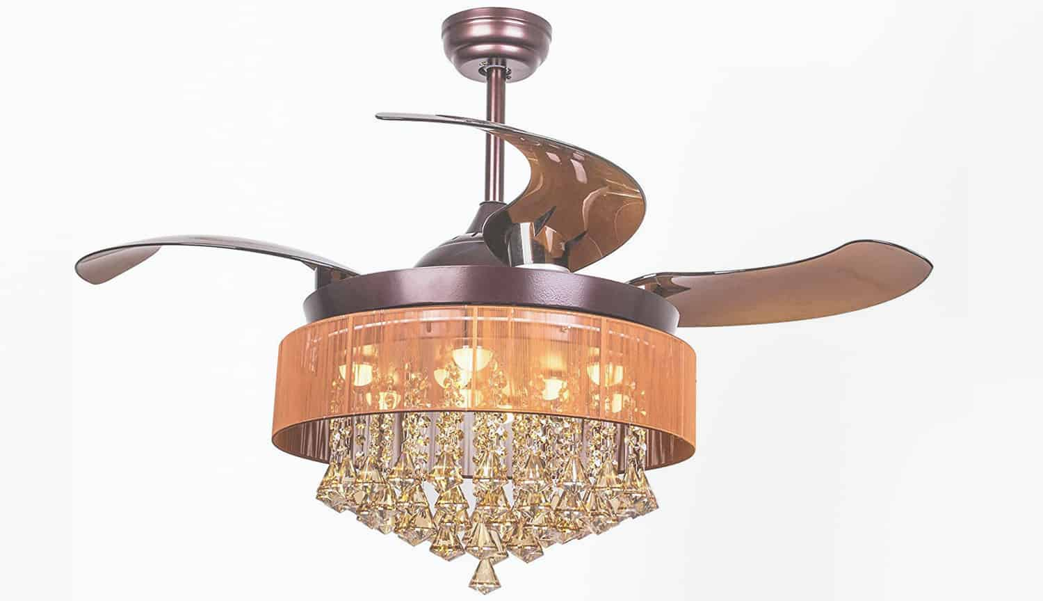 Indoor ceiling fan as the third related product of smart ceiling fan