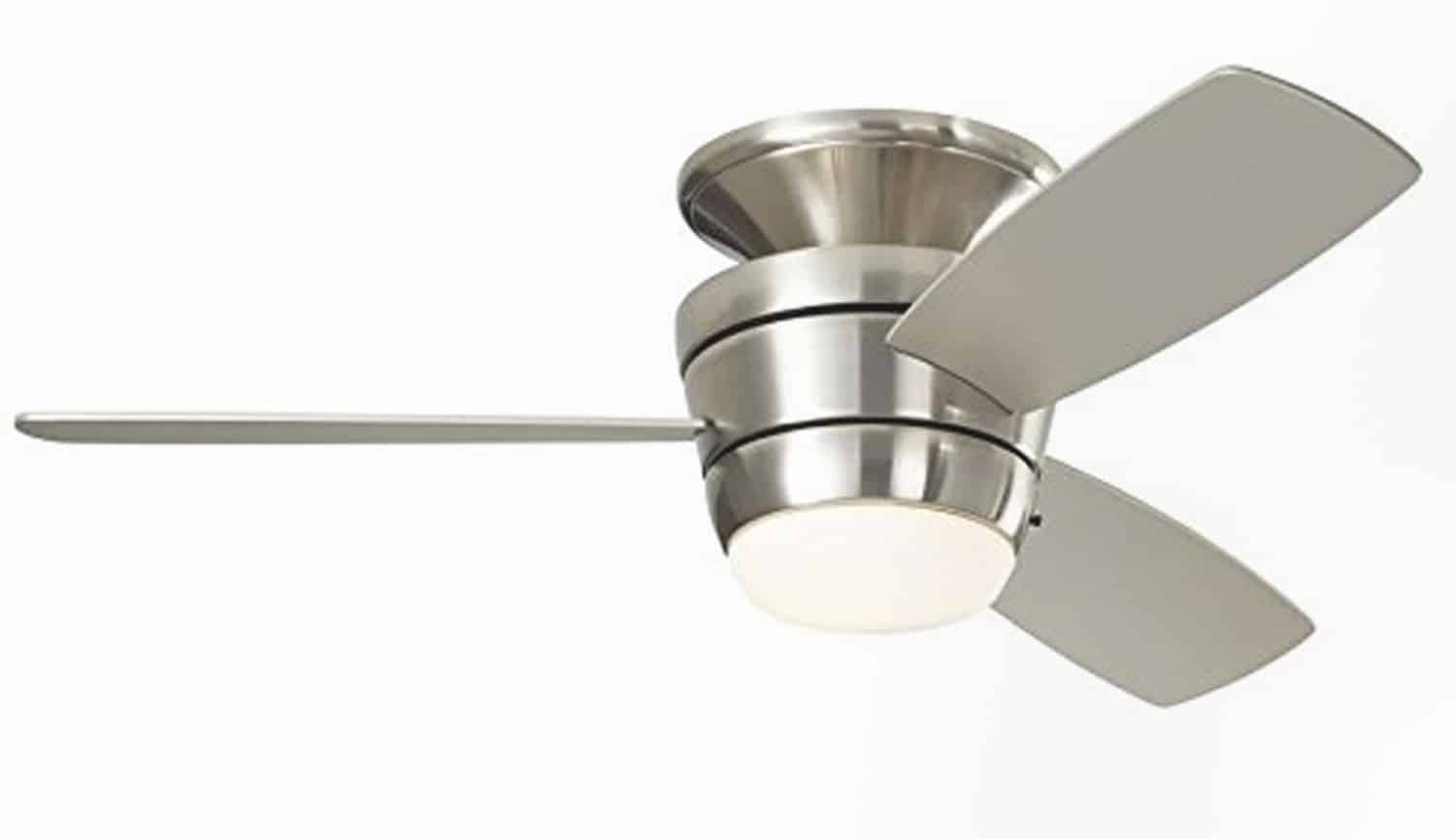 Modern ceiling fan as the second related product of smart ceiling fan