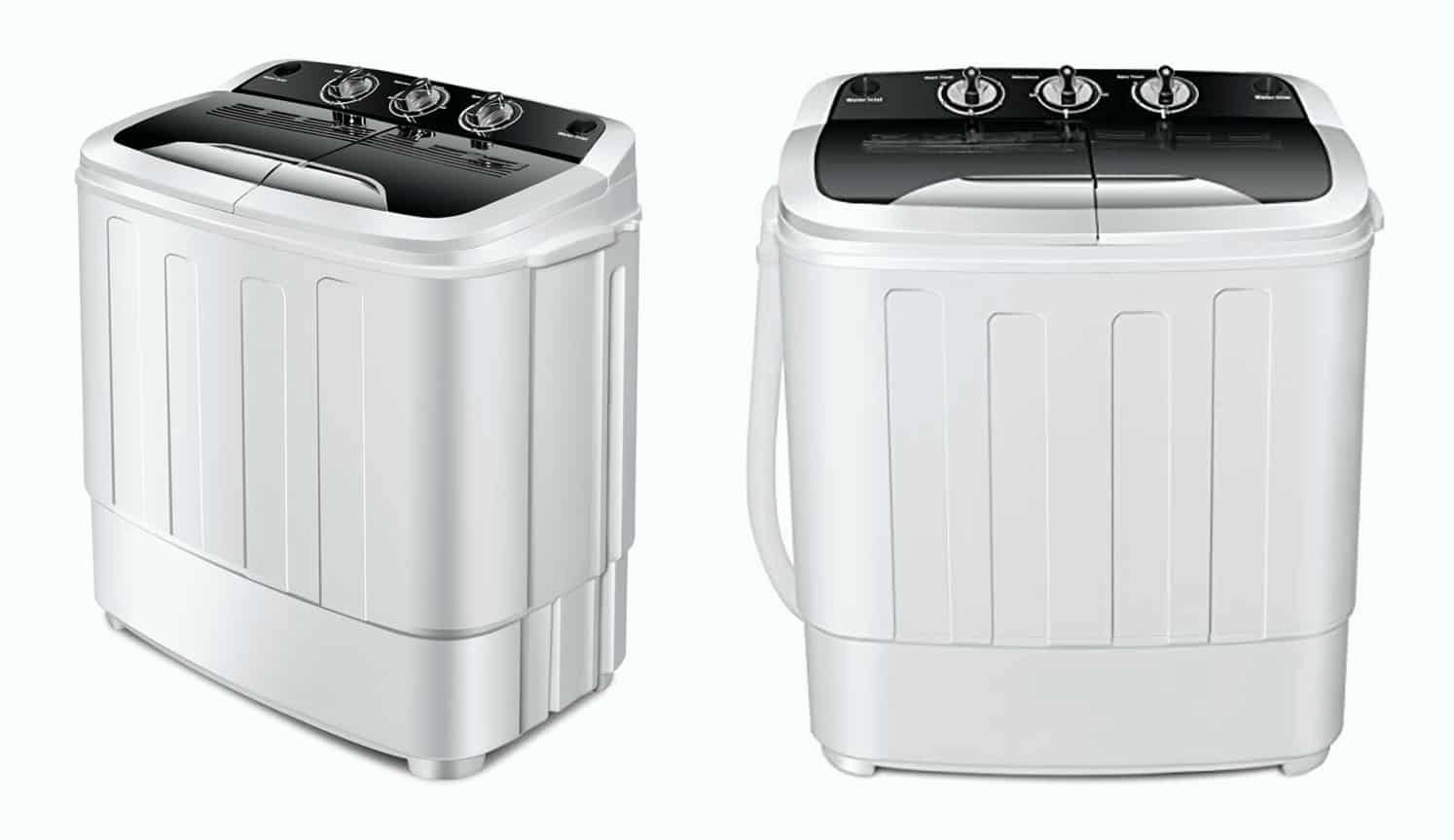 Portable Compact Washing Machine as the third related product of the Best Portable Washing Machine