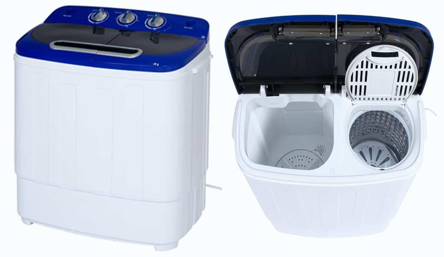 Portable Mini Washing Machine as the first related product of the Best Portable Washing Machine