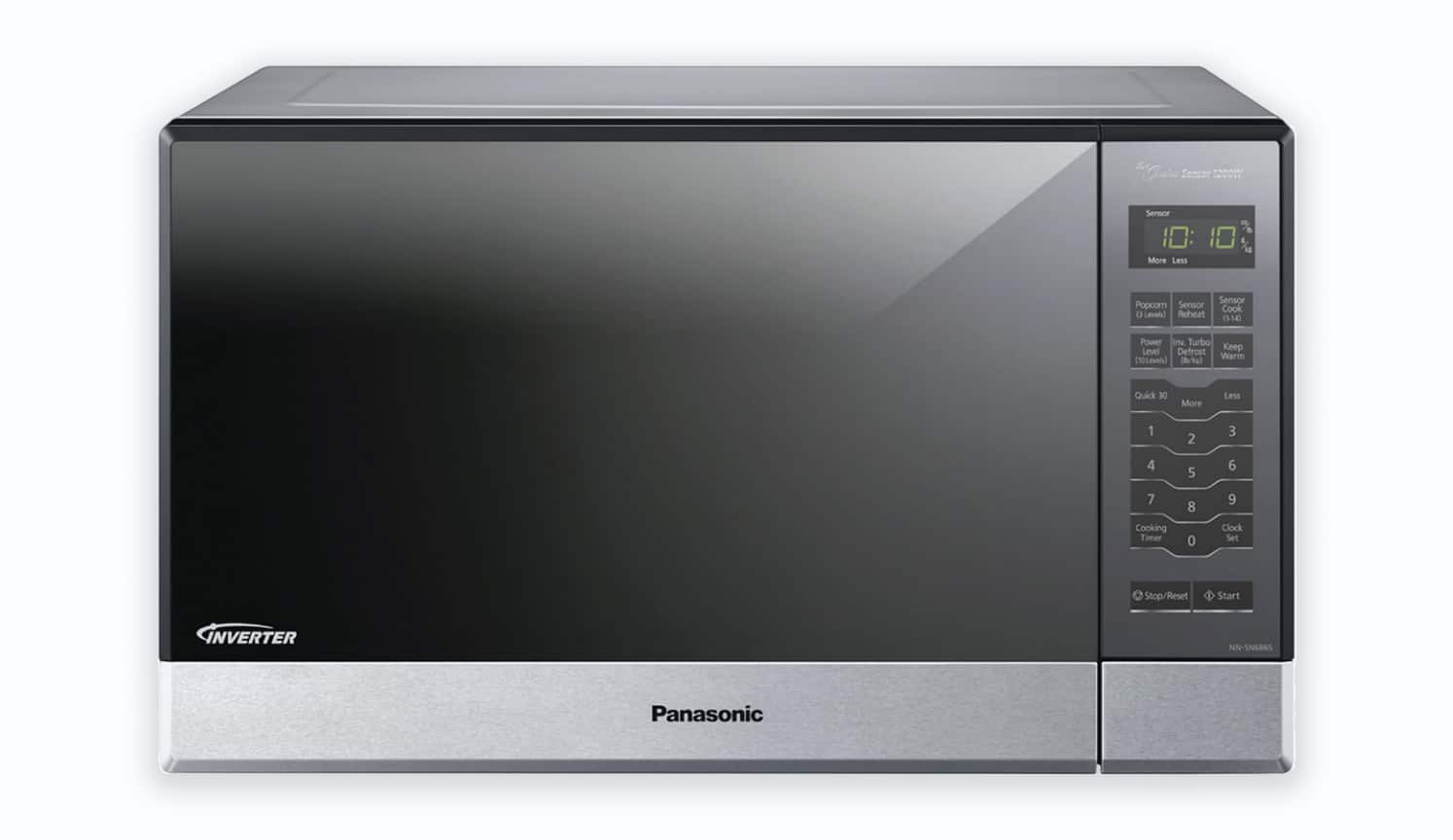 Stainless Steel Countertop Microwave as the first related product of the Best Countertop Microwave