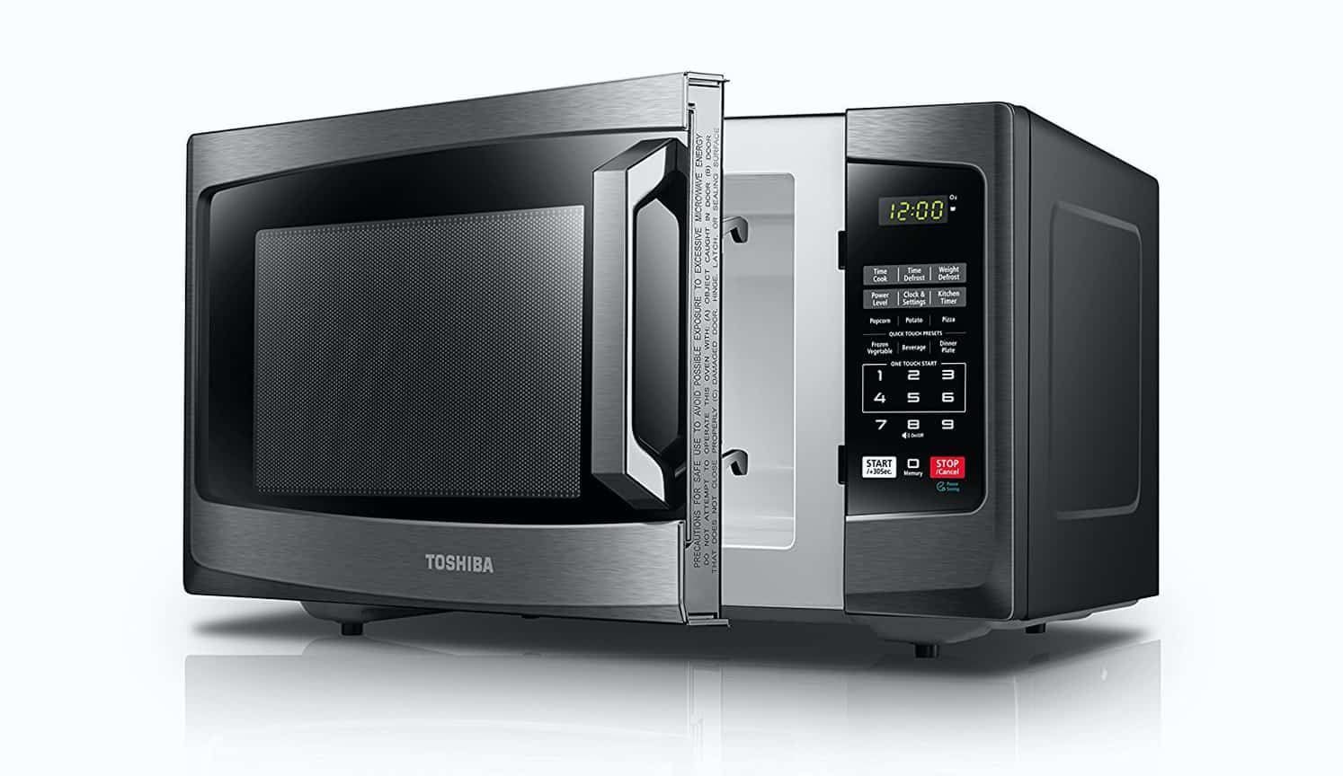 Best Home Microwave as the second related product of the Best Countertop Microwave