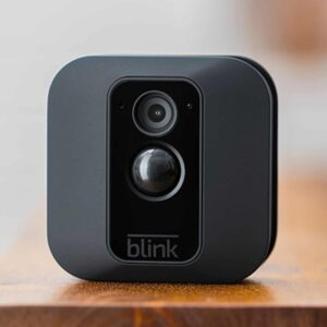 The display of the best home security camera that indicates full security