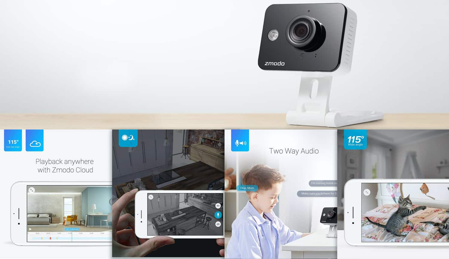 Best Night Vision Camera as the first related product of the Best Home Security Camera