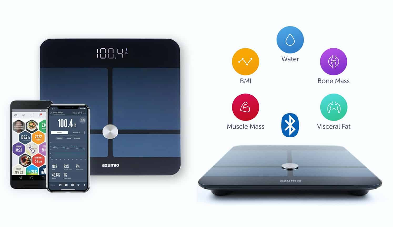 Best Smart Scale as the second related product of the Best Body Fat Scale