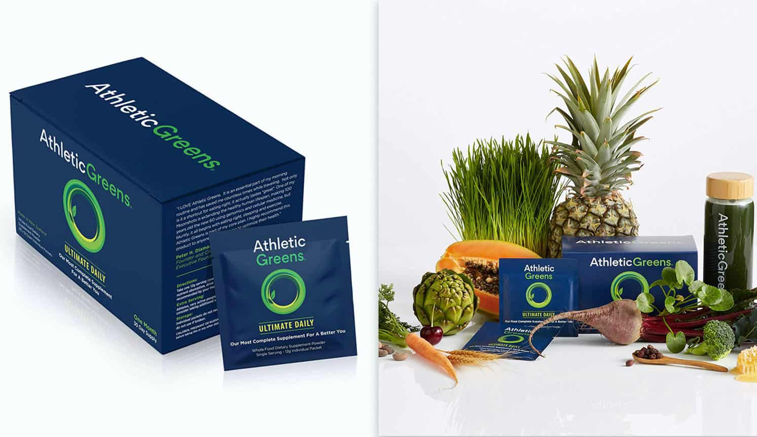 Green Superfood Powder as the second related product of the Best Greens Supplement