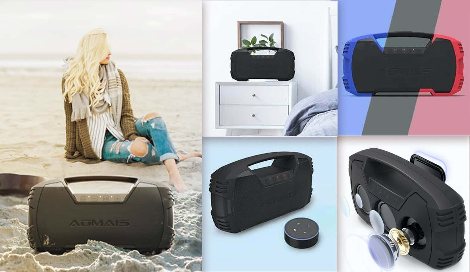 Smart Bluetooth Speaker as the first related product of the Best Home Sound System