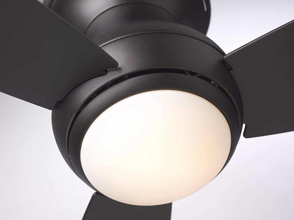 First close looking view of Smart Ceiling Fan