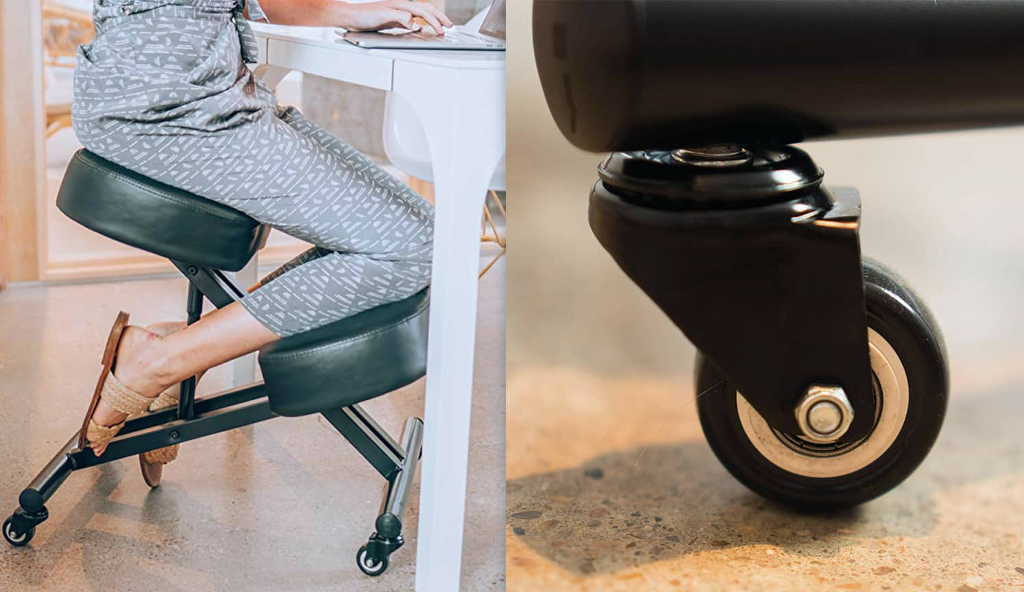 Back Pain Relief Chair as the second related product of Ergonomic Computer Chair