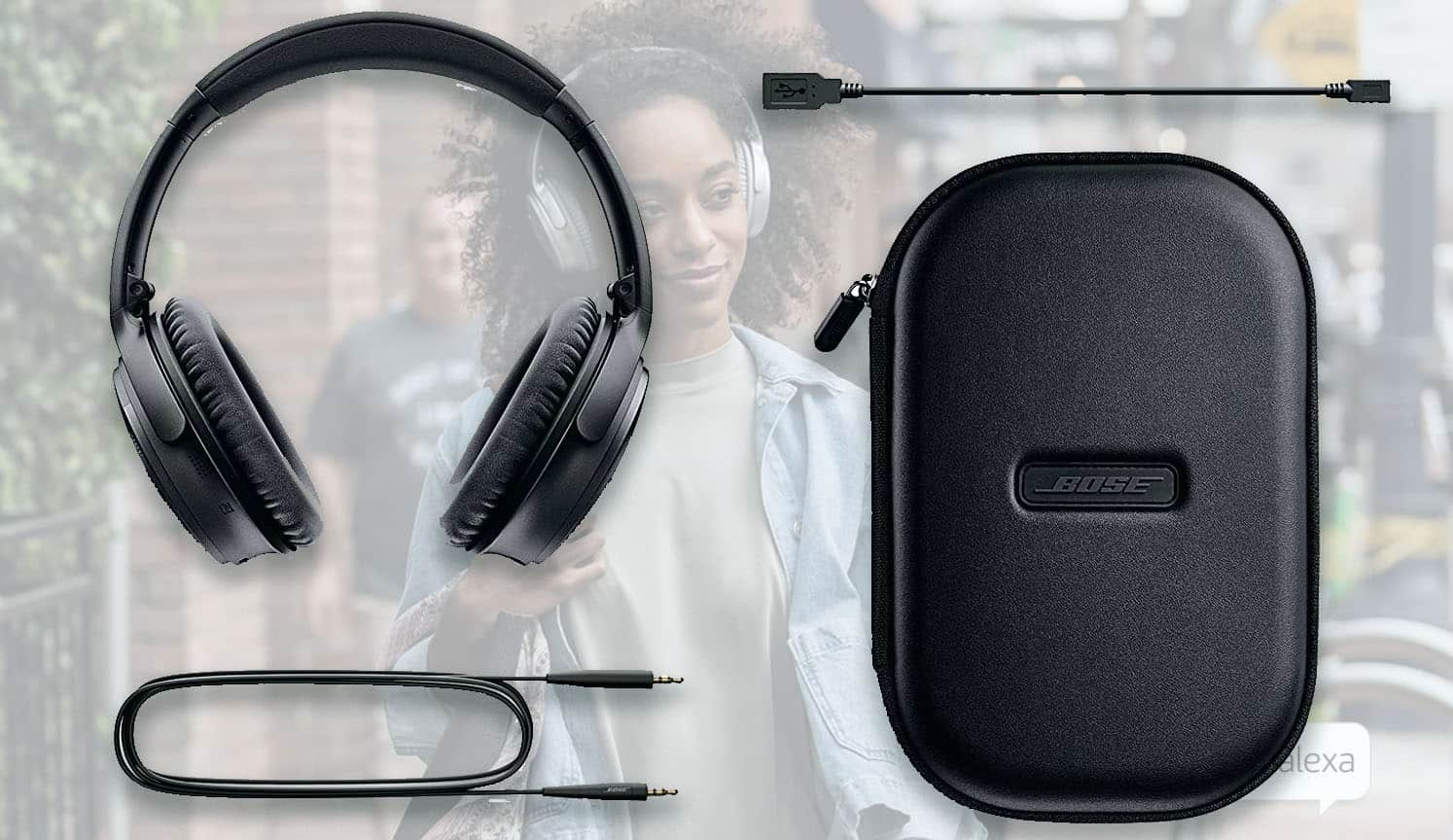 Best Noise Cancelling Headphone as the first related product of the Best Earbud Headphones
