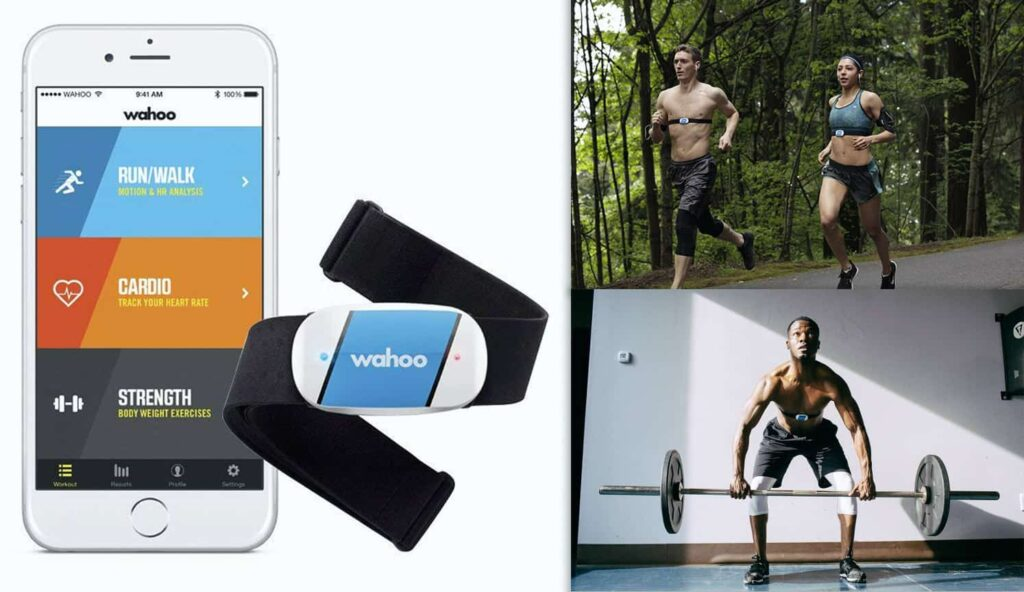 Bluetooth Heart Rate Monitor as the third related product of the Best Waterproof Fitness Tracker