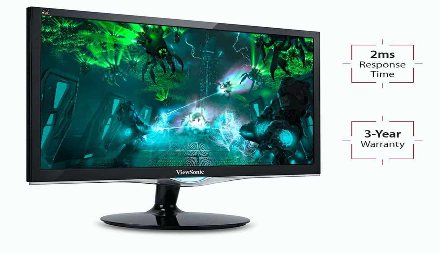 Desktop Gaming Monitor as the first related product of the Best Desktop Monitor