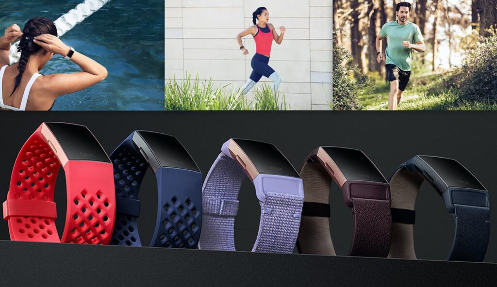 Fitness Activity Tracker as the first related product of the Best Waterproof Fitness Tracker