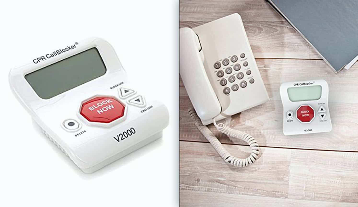 Phone Number Blocker as the third related product of the Best Phone Call Blocker