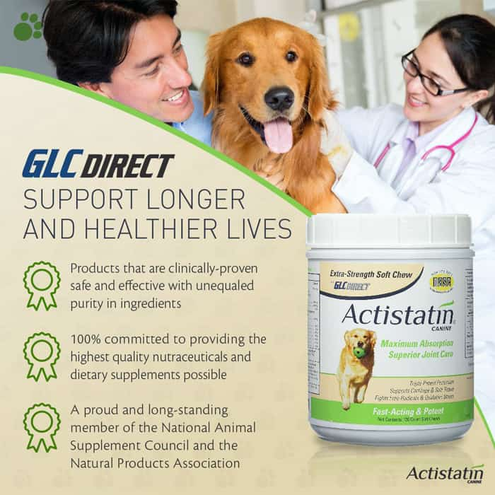 Third close looking view of the Best Glucosamine Chondroitin