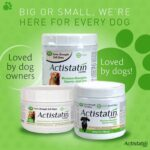 Displayed three packs Best Glucosamine Chondroitin for good health of Dog's