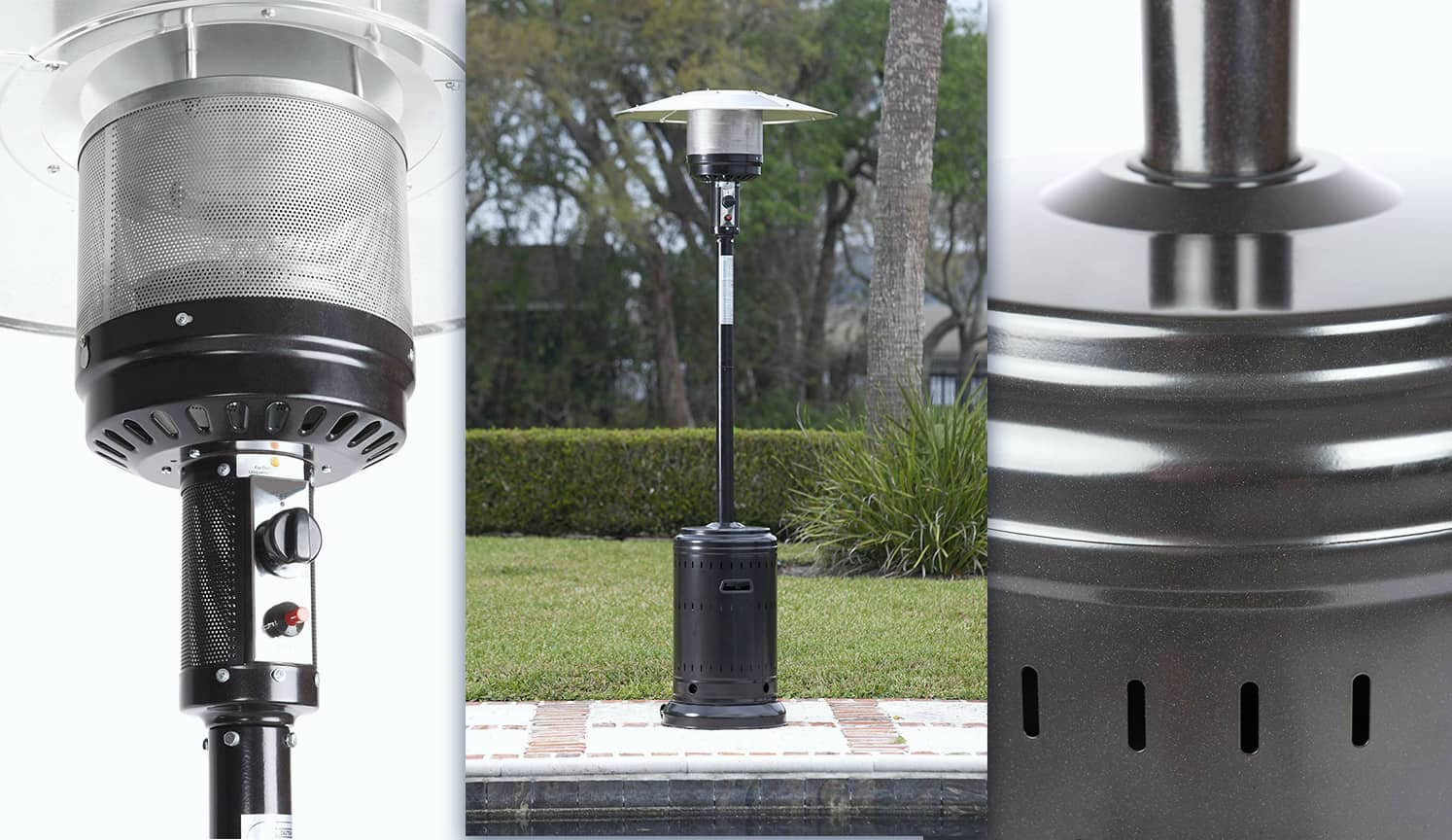 Commercial Patio Heater as the second related product of Propane Patio Heater