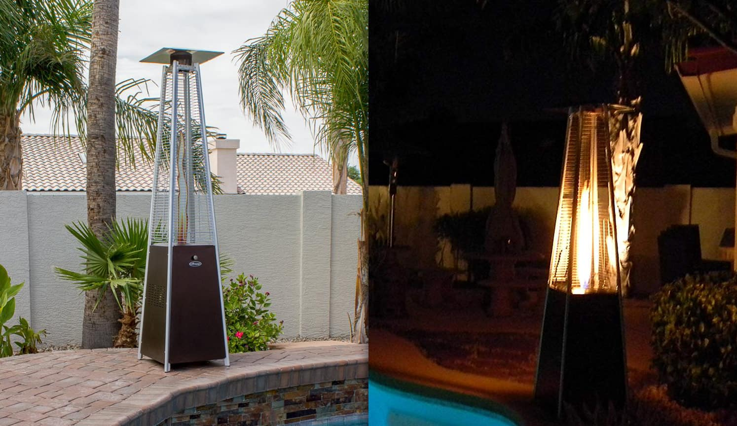 Glass Tube Patio Heater as the third related product of Propane Patio Heater