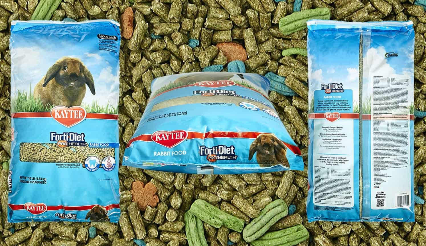 Natural Rabbit Food as the third related product of the Best Rabbit Food