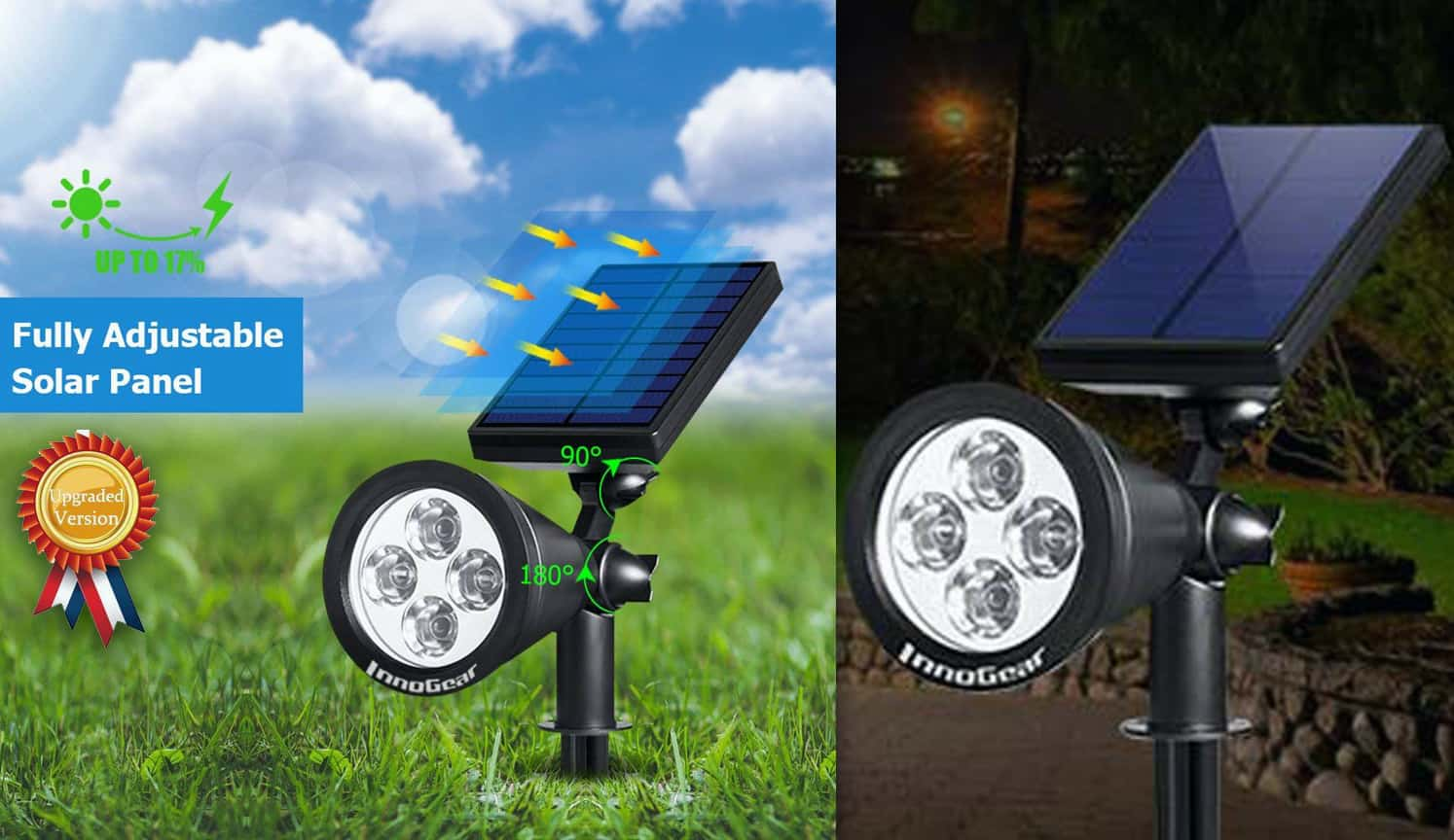Solar Patio Lights as the first related product of Outdoor Patio Lights
