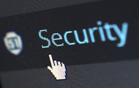 An animated type of Security indicated image that carries computer health and safety messages