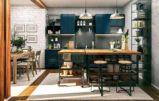 Appliances decorated kitchen and dinning space focuses the best kitchen appliances which are essential for kitchen